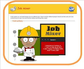 Job mixer.