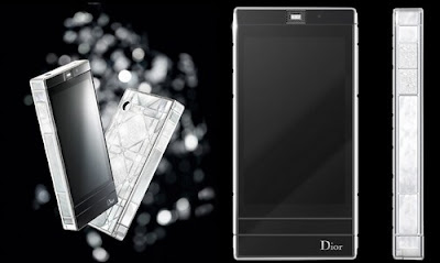 7 Strange Looking Phones in the World with amazing Features, Dior Reveries