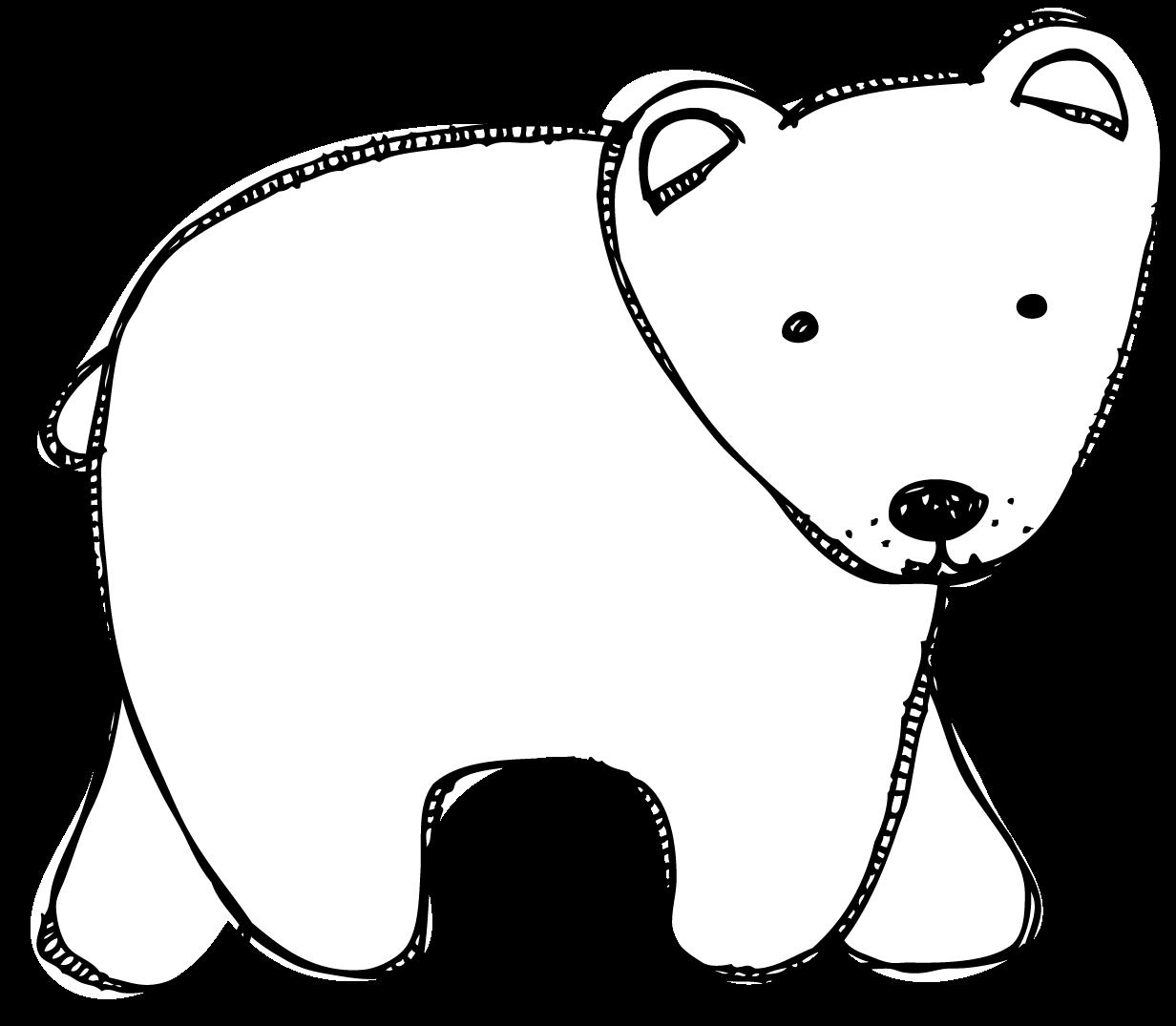 The Very Busy Kindergarten Polar Bears