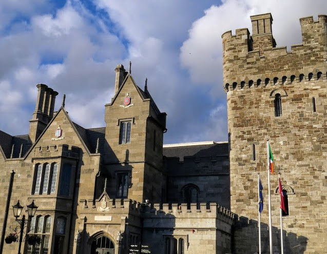 Dublin in a Day: Clontarf Castle Hotel