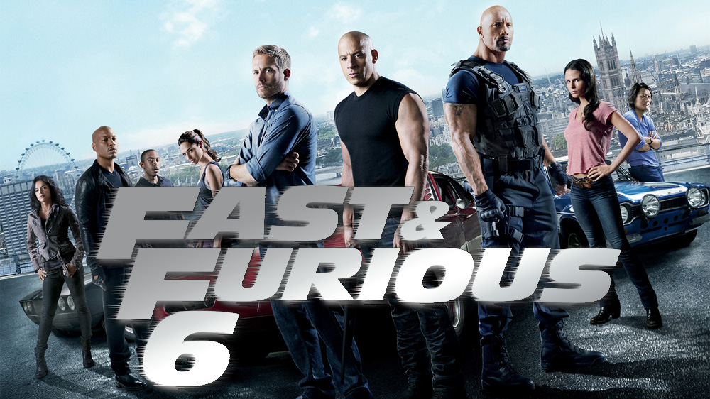 FAST AND FURIOUS 6  TAMIL DUBBED HD
