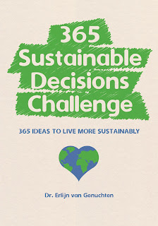 365 Sustainable Decisions Challenge book cover