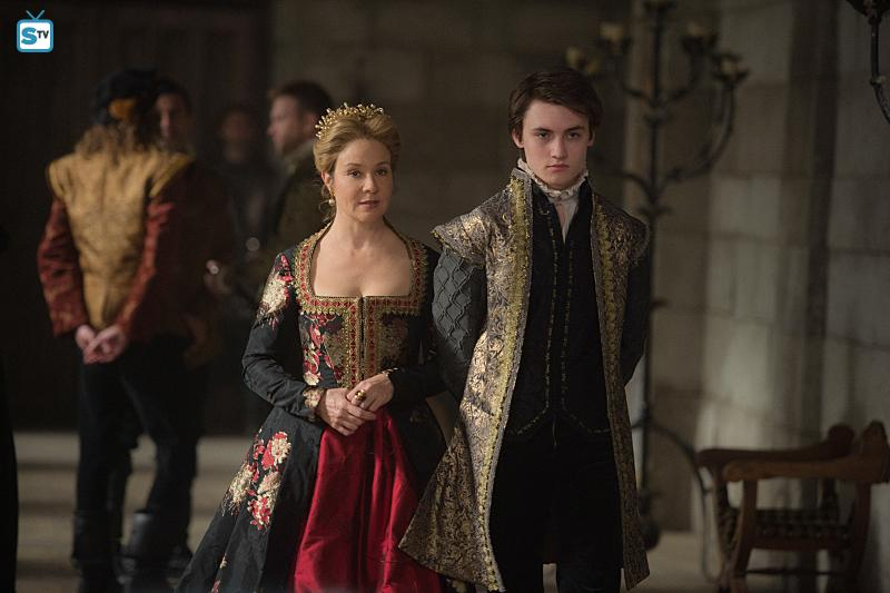 Reign - Episode 3.18 - Spiders in a Jar (Season Finale) - Promos, Promotional Photos & Press Release