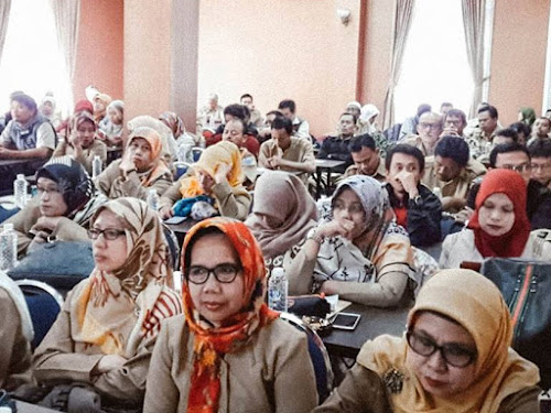 Bimtek E-Kurikulum Tingkat SD Kota Bandung