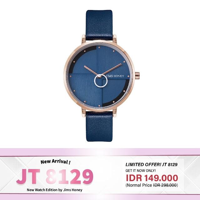 JIMS HONEY TIMEPIECE 8129