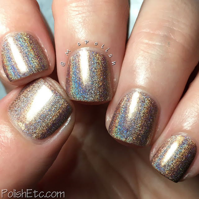 KBShimmer - Wanderlust Collection - McPolish - Rise & Grind