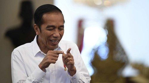 Rezimnya Dibilang Korup, Jokowi: Jangan Rendahkan Institusi