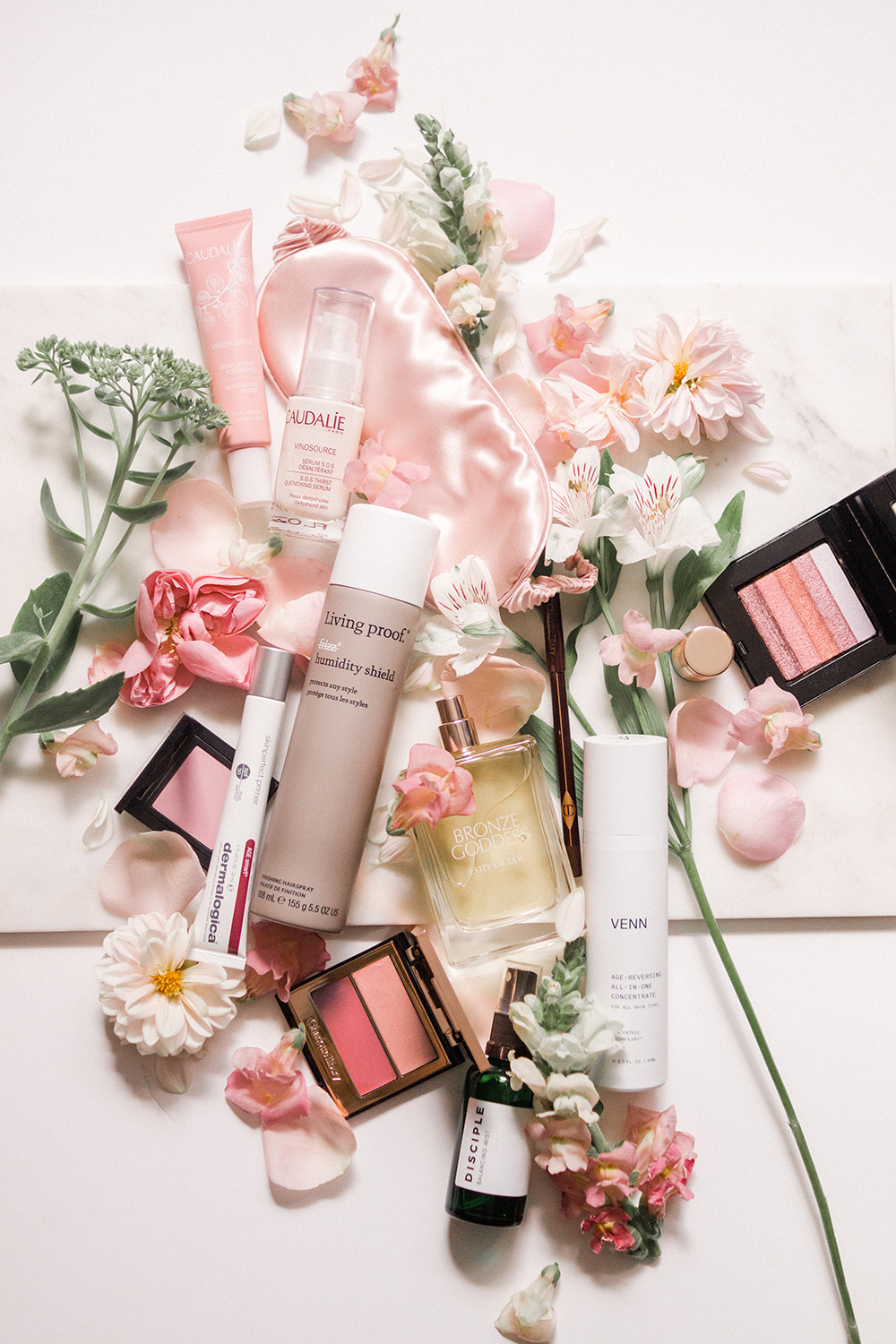 summer-beauty-edit-Barely-There-Beauty-blog-flatlay-photography
