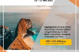 Opentrip Bali Exotic 2021