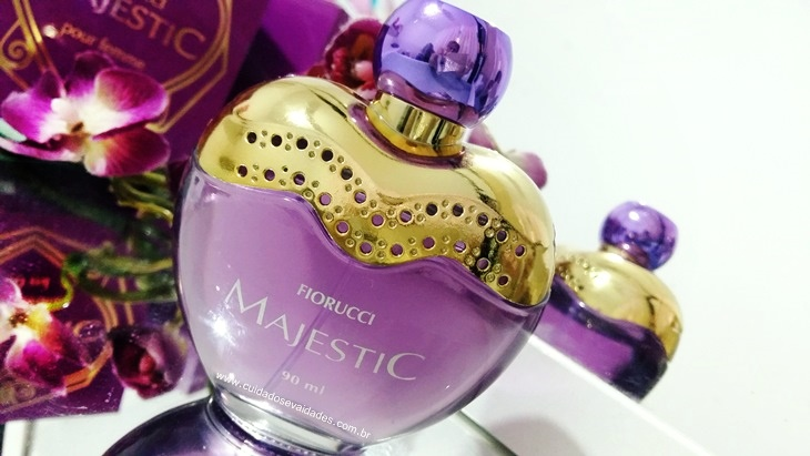 Perfume Majestic Fiorucci