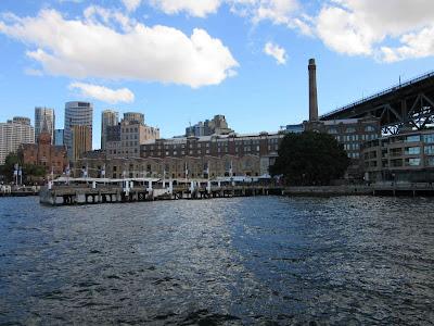 The Rocks. Sydney