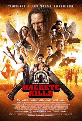 Machete Kills 2013 English 720p BluRay 800MB ESub