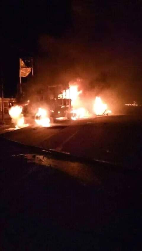 Another Fuel Tanker Explodes At Omagba Phase 2, Onitsha (Video)