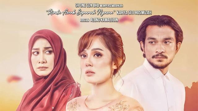 Info Dan Sinopsis Drama Rindu Awak Separuh Nyawa Di Astro Ria (Slot Megadrama)