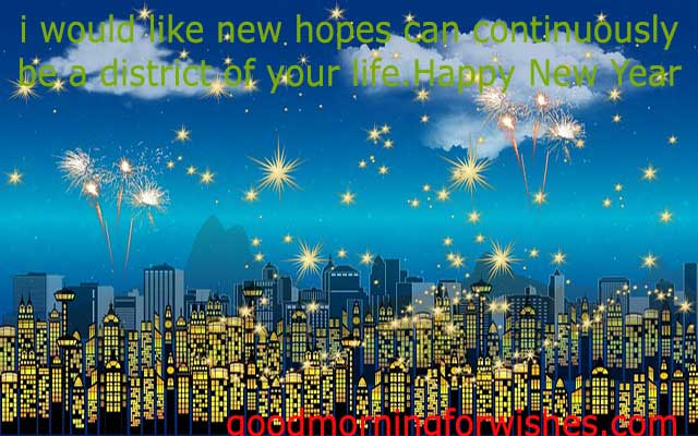 happy new year sms messages for wishes