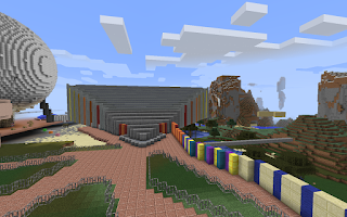 minecraft universe of energy epcot