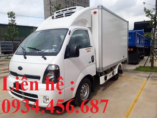 Xe thùng đông lạnh Kia K200