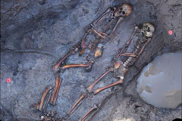 Raids and bloody rituals among ancient steppe nomads
