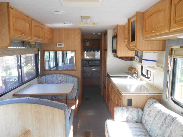 Used Rvs 1994 Thor Ambassador 32ft Motorhome For Sale By Owner