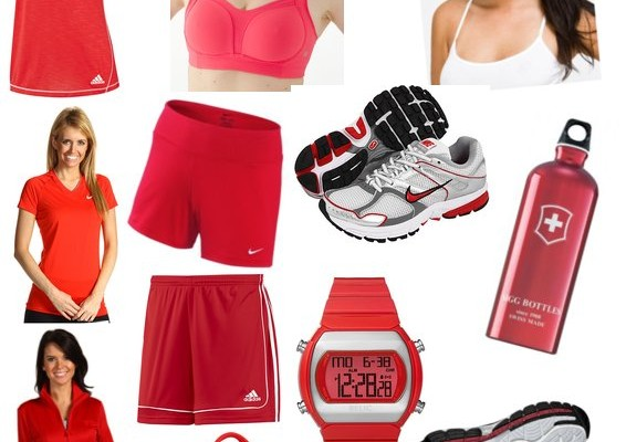 beginner's workout gear