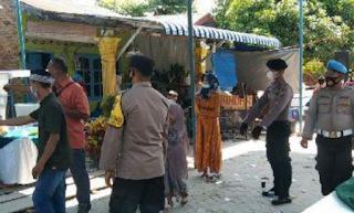 Gelar Hajatan saat PPKM Darurat, Resepsi Pernikahan di Tanjung Morawa Dibubarkan