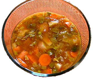 Carrot Cabbage soup recipe