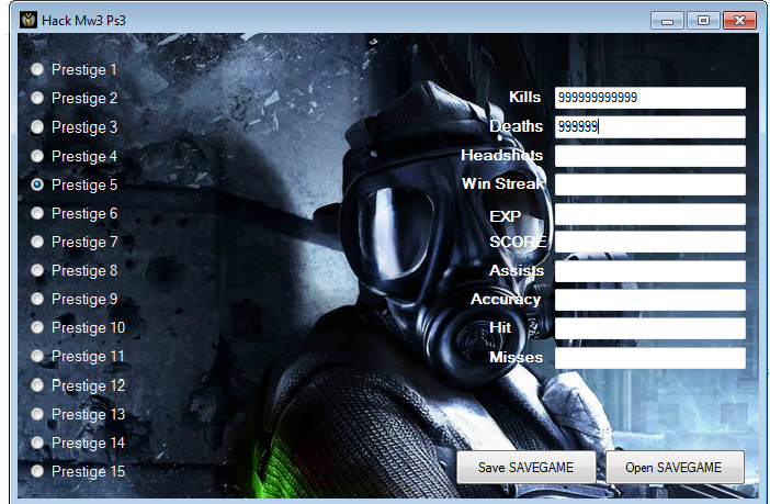 AnonymousCsMa:::   : Hack Prestige Mw3 {PS3 ONLY} Online