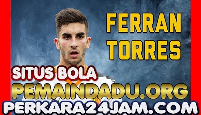 Manchester United Siapkan Penawaran Menarik Ferran Torres