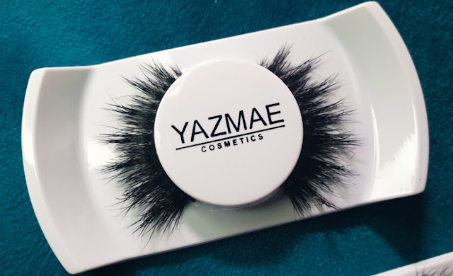 Yazmae Cosmetics Luxury 3D Mink Lashes in Dubai