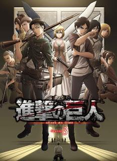 Shingeki no Kyojin Season 3 الحلقة 08 مترجم اون لاين