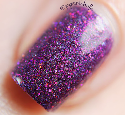 Pretty & Polished Purple Nurpl by Bedlam Beauty