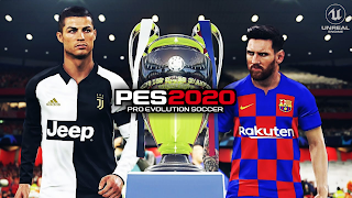PES 2020 Android Offline 400 MB Best Graphics New Kits Update