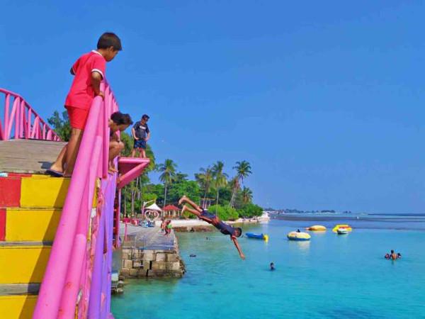 Pulau Tidung, Panduan & Aktivitas Olahraga Air
