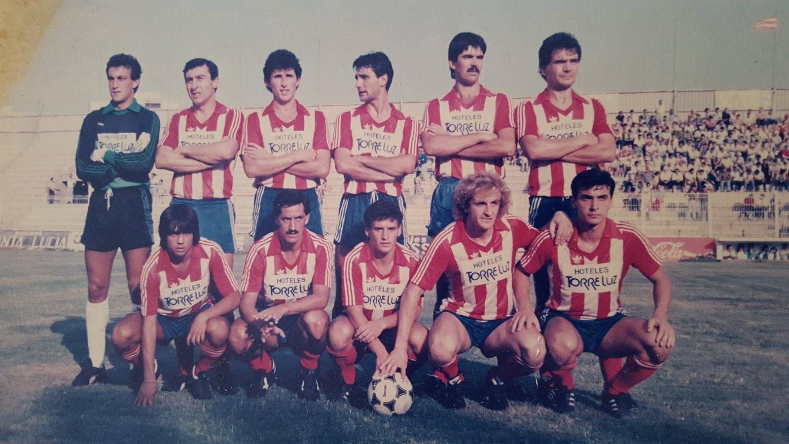 Ymiquipo: Polideportivo Almería 1985/86.