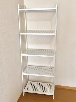 MULIG ムーリッグ シェルフユニット 58×34×162cm,IKEA,イケア