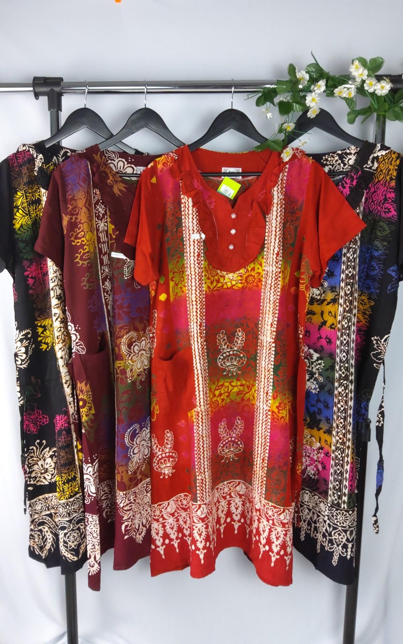 Daster Batik Lentera (2) (DS00010)