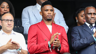 Samuel Eto'o Bows Out Of Football After 22years