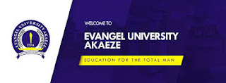 Evangel University Postutme