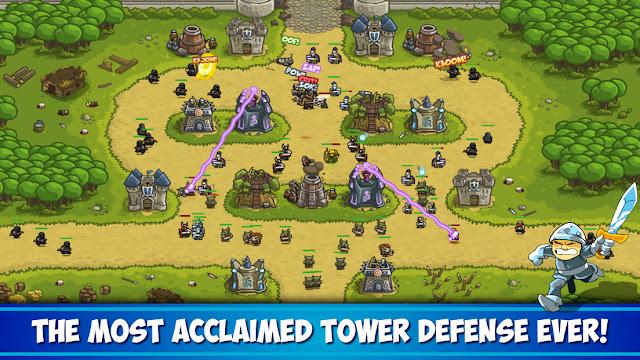 Screenshot Kingdom Rush - Apcoid