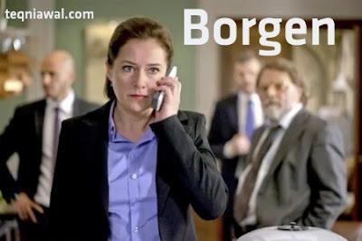 Borgen- أفضل المسلسلات أجنبية