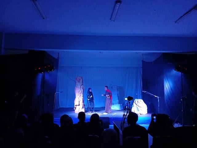 Mahasiswa BSA Pentaskan Drama Bertajuk Syamsun An-Nahar