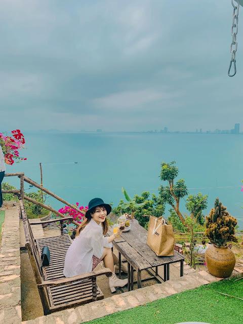 Viu Coffee Đà Nẵng, viu coffee da nang, sơn trà view coffee, cafe chùa linh ứng, review cafe đà nẵng