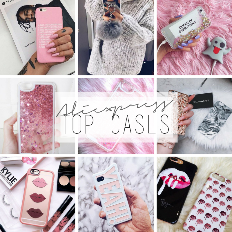 Top ALIEXPRESS Phone Cases.