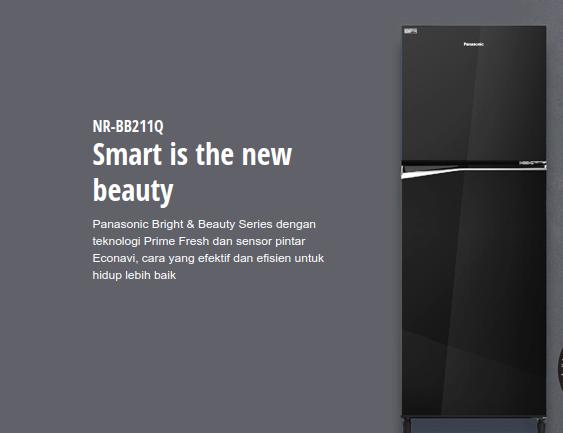 Apa saja terobosan terbaru Panasonic pada lemari es terbarunya? Simak disini!