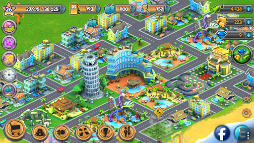 City Island Airport Mod V1.1.8 Unlimited Money Apk   Daily ...