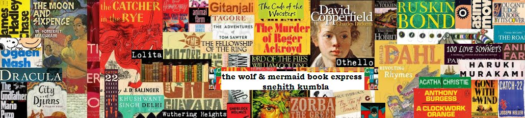 The Wolf & Mermaid Book Express