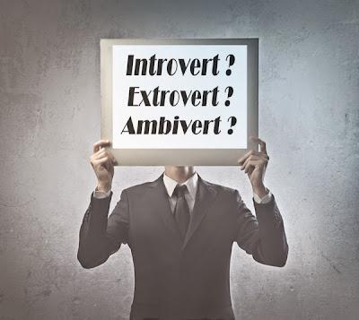 Introvert, Extrovert Atau Ambivert?