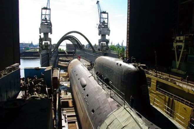 Katastrof nara nar atomubat lamnade hamn