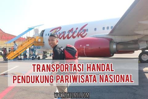 Transportasi Handal Pendukung Pariwisata Nasional