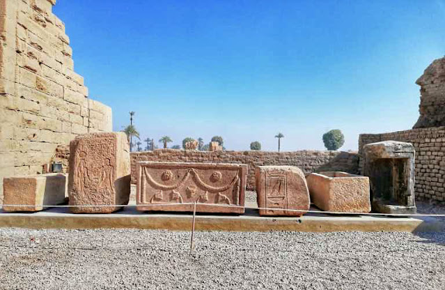 Second restoration phase of Upper Egypt's Dendera Temple complex completed